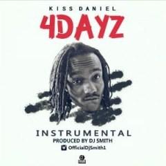 Instrumental: Kiss Daniel - 4 Dayz (Beat By Dj Smith)